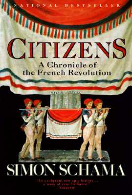 Citizens By Schama, Simon
