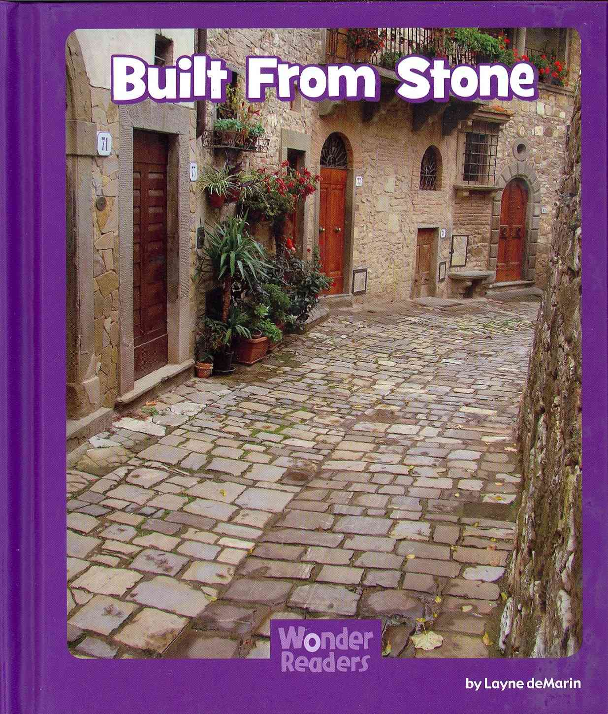 Built from Stone By Demarin, Layne